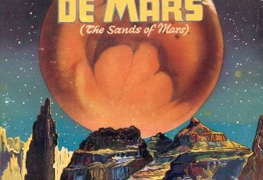 Les sables de Mars / The sands of Mars (1951) Arthur C. Clarke