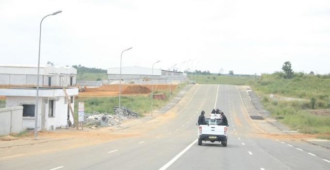 Parcelle à vendre nouvelle zone industrielle Abidjan