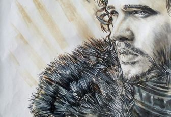 Jon Snow Game of Trones