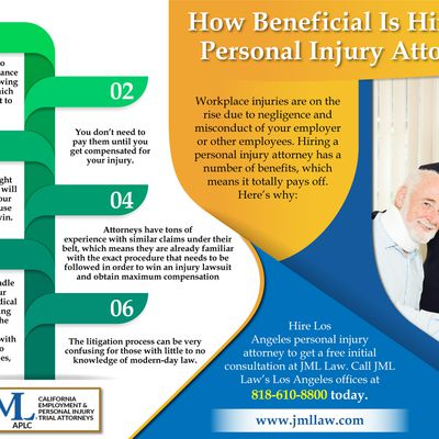 How Beneficial Is Hiring A Personal Injury Attorney?