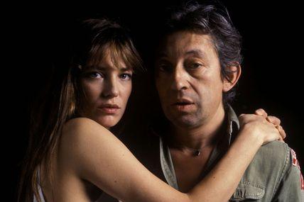 Serge Gainsbourg, les femmes de sa vie...