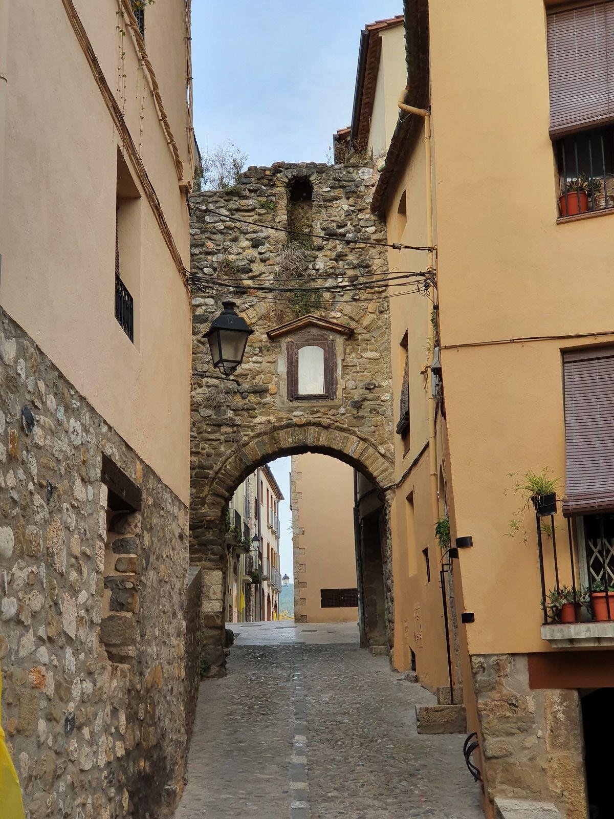 25 octobre 2020 - Ermita de Sant Ferriol à Besalú