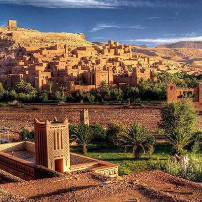Marrakech to fes and Fes to Marrakech desert tours