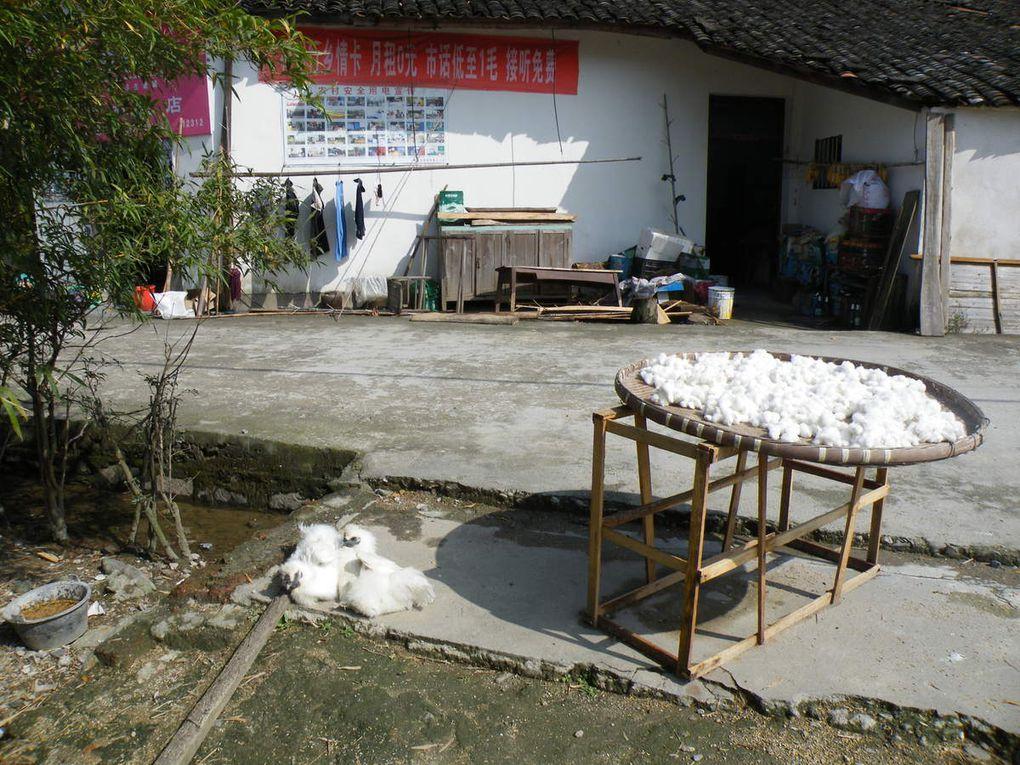 le village de Lucun