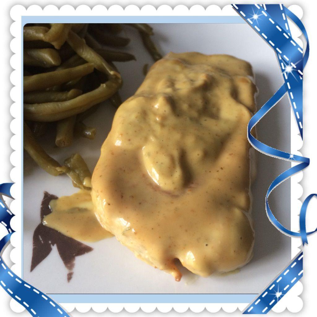 Filet de porc au curry