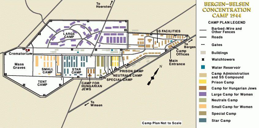 Camp de Bergen-Belsen