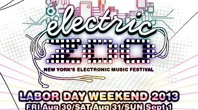 Tiësto photos: Electric Zoo Festival - randall's Island / NYC 31 august 2013