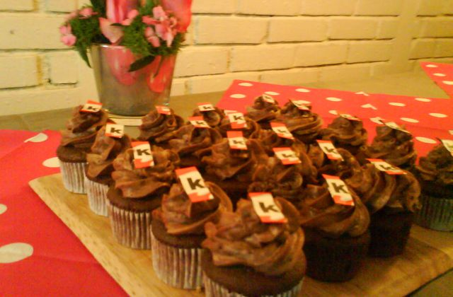 Oh les filles chez Oh mon Cake !