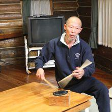Entretien avec Hino senseï (4): musique et pratique martiale