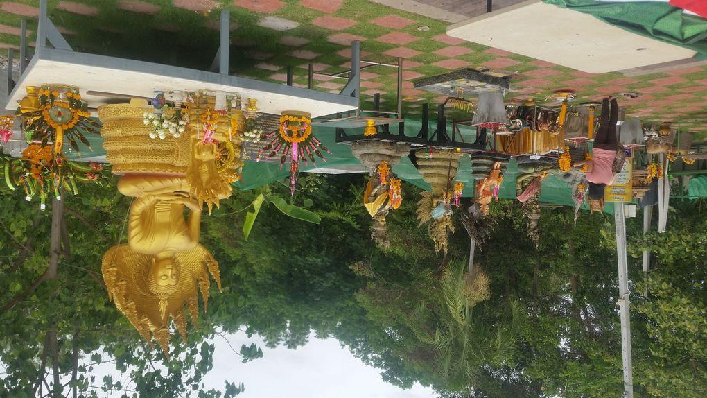 Ca bouge a Wat  Kamchanot ....