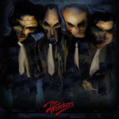 Rosto - Thee Wreckers