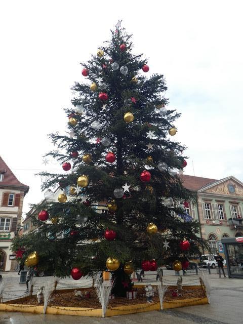 Noël à Molsheim