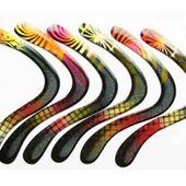 matériaux et accessoires pour les boomerangs - Boomerang Evolution