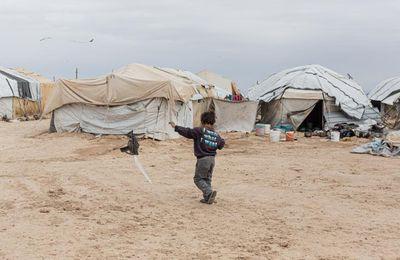Syrie : Des milliers d'étrangers détenus illégalement dans le nord-est du pays