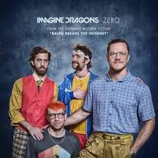 "Album d'Imagine Dragons ""Origins"" KIDinaKORNER/Interscope 2018"