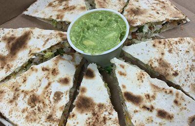 Best Quesadillas in Albuquerque by Burrito Express Inc