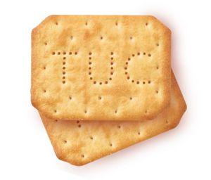 Sandwich de TUC® au fromage frais