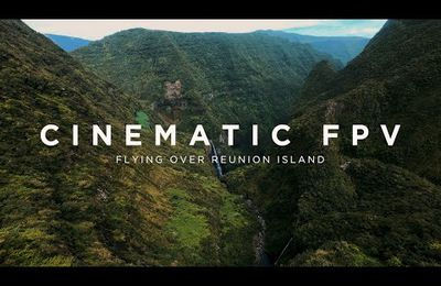 Horue Movie - Welcome to REUNION ISLAND - Cinematic FPV Drone
