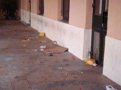 La propreté existe elle à Sète ?