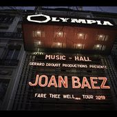 JOAN BAEZ - OLYMPIA - 3.02.19 - HERE'S TO YOU, THE BOXER, DONNA DONNA