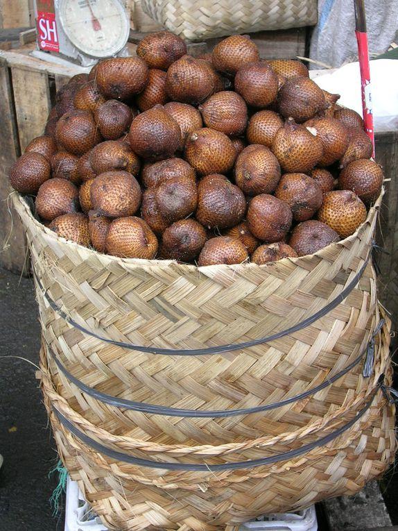 Marchés de Bali