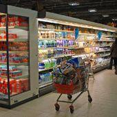 La vecchietta intrappolata nel supermercato a Capodanno