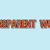 transparent words réutilisablecorrigé by nathaliepledran on Genially