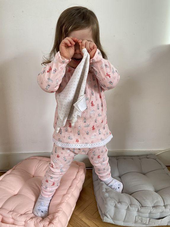 Un pyjama pour griotte