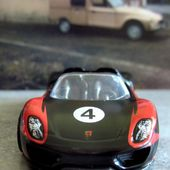 PORSCHE 918 SPYDER HOT WHEELS 1/64. - car-collector.net
