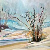 Ferenc DrKincses--painter -- Hungary - GALERIE VITRINARTWORLD