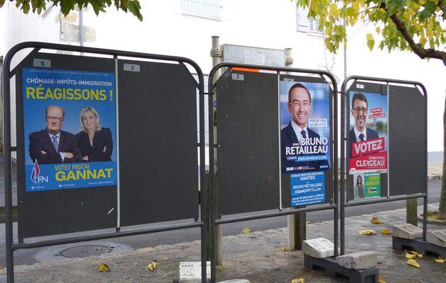 Elections régionales résultat 2ème tour Pays de Loire et Vendée