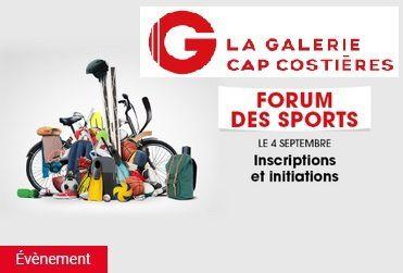 Roller Lib, présent aux Forums des Sports CAP COSTIERES et PARNASSE à Nîmes