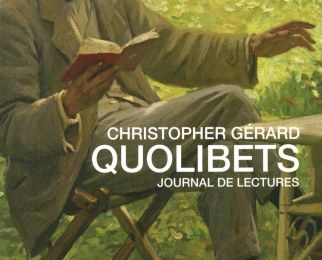 Les tablettes de Christopher Gérard