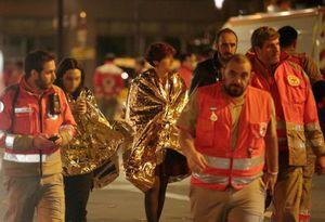 Le groupe Etat islamique revendique les attentats du 13 novembre 2015 à Paris
