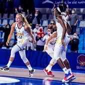 Basket féminin : les Gazelles s'imposent face à Tarbes (80-65)