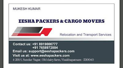 Residential Shifting services|Eesha packers and movers