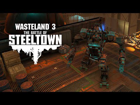 [ACTUALITE] Wasteland 3 - Le tout premier DLC : The Battle of Steeltown