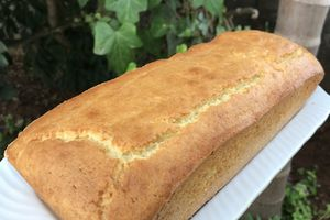 Cake au yaourt كيك الياغورت