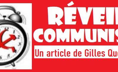 QUELQUES SUGGESTIONS de campagne pour Fabien ROUSSEL [mise à jour le 11 juin 2021]
