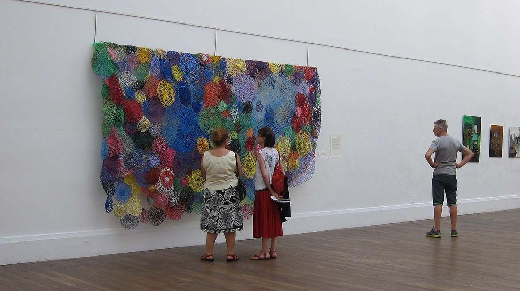 """""""Material World"""", 2016. Ancien Musée de peinture, Grenoble"""