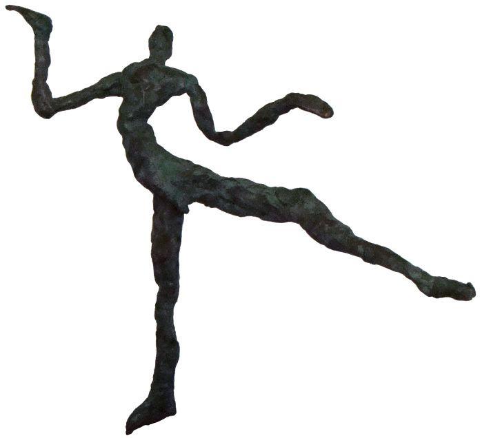 Album - Sculptures 2010 : l' homme girouette