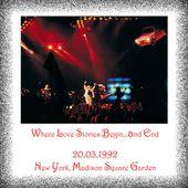 U2 -ZOO TV Tour -20/03/1992 -New-York USA - Madison Square Garden - U2 BLOG