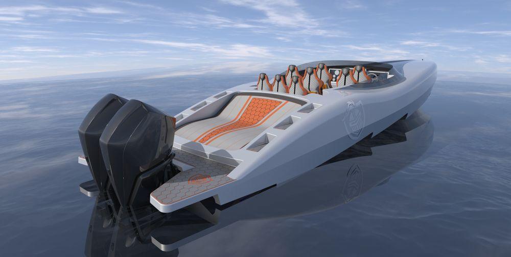Gladiator 411 Carbon Series