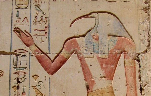 Thot, Dieu égyptien, Egypte antique
