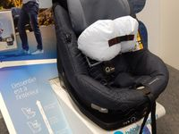BEBE CONFORT AXISSFIX AIR SALON BABYCOOL 2017