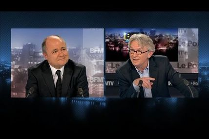 BRUNO LE ROUX FACE À JEAN-CLAUDE MAILLY - 090213