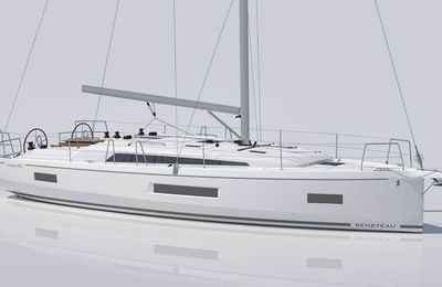 All about the coming Bénéteau Oceanis 40.1