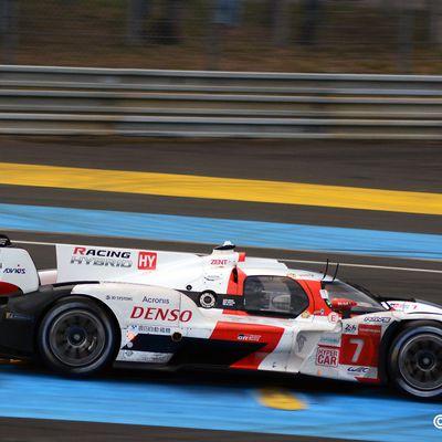 Les 24 Heures du Mans 2021