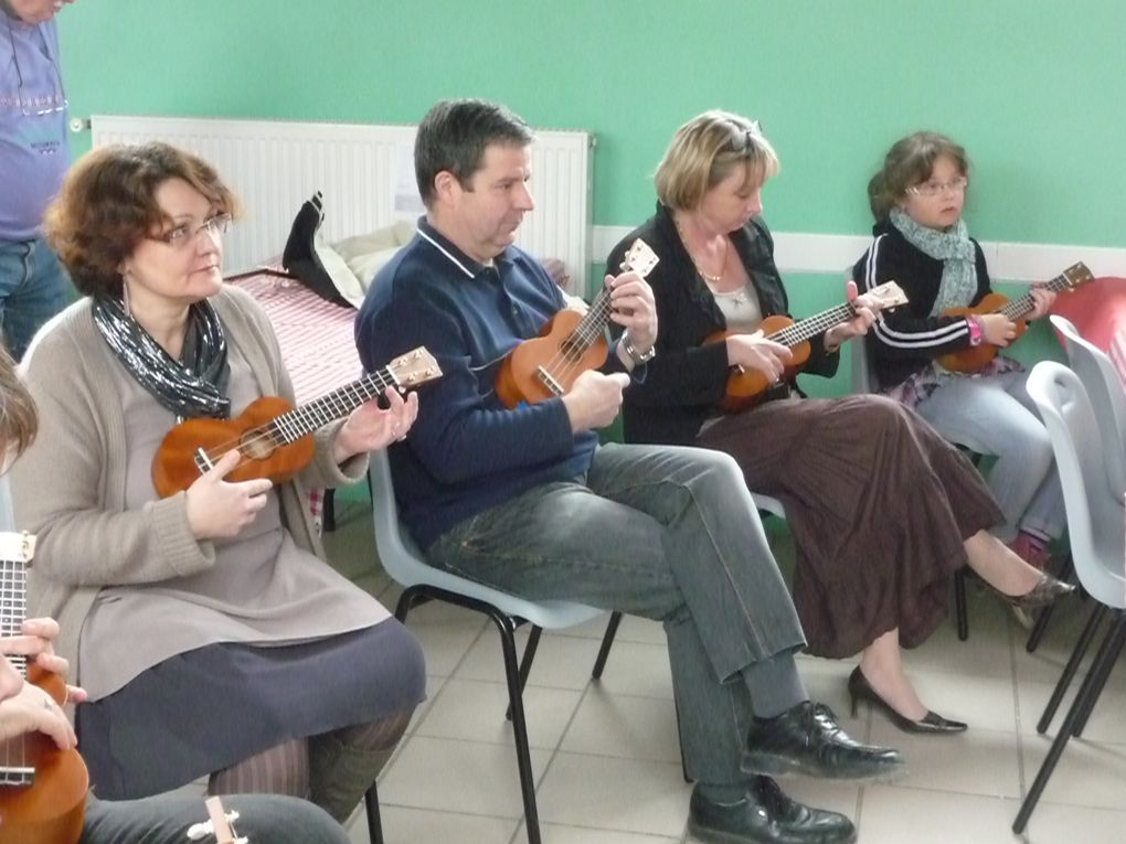 Album - 2012.-Lecon-de-ukulele