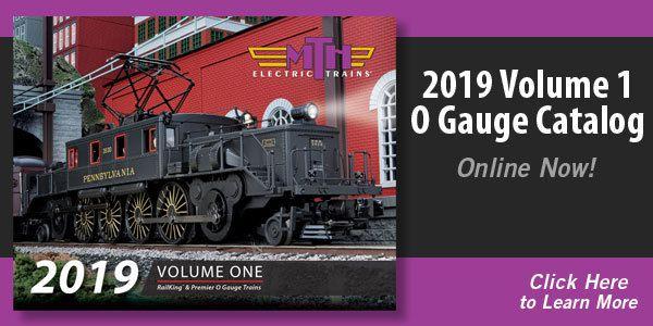 Le nouveau catalogue 2019 Vol.1 MTH